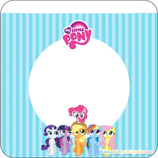 Free My Little Pony Invitations is good invitation layout