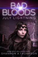 July Lightning on Smashwords