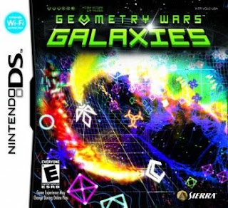 Geometry Wars Galaxies, 3ds, Español