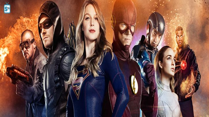 Arrow, The Flash, Supergirl & Legends of Tomorrow - Crossover Details Teased *Updated*