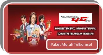 Cara Mendapatkan Kode Paket Murah Telkomsel 2.5GB Rp 35.000