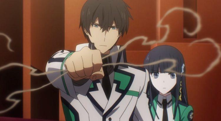 Anime yang Mirip dengan (Full-Time Magister)