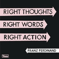 [2013] - Right Thoughts, Right Words, Right Action [Deluxe Edition] (2CDs)