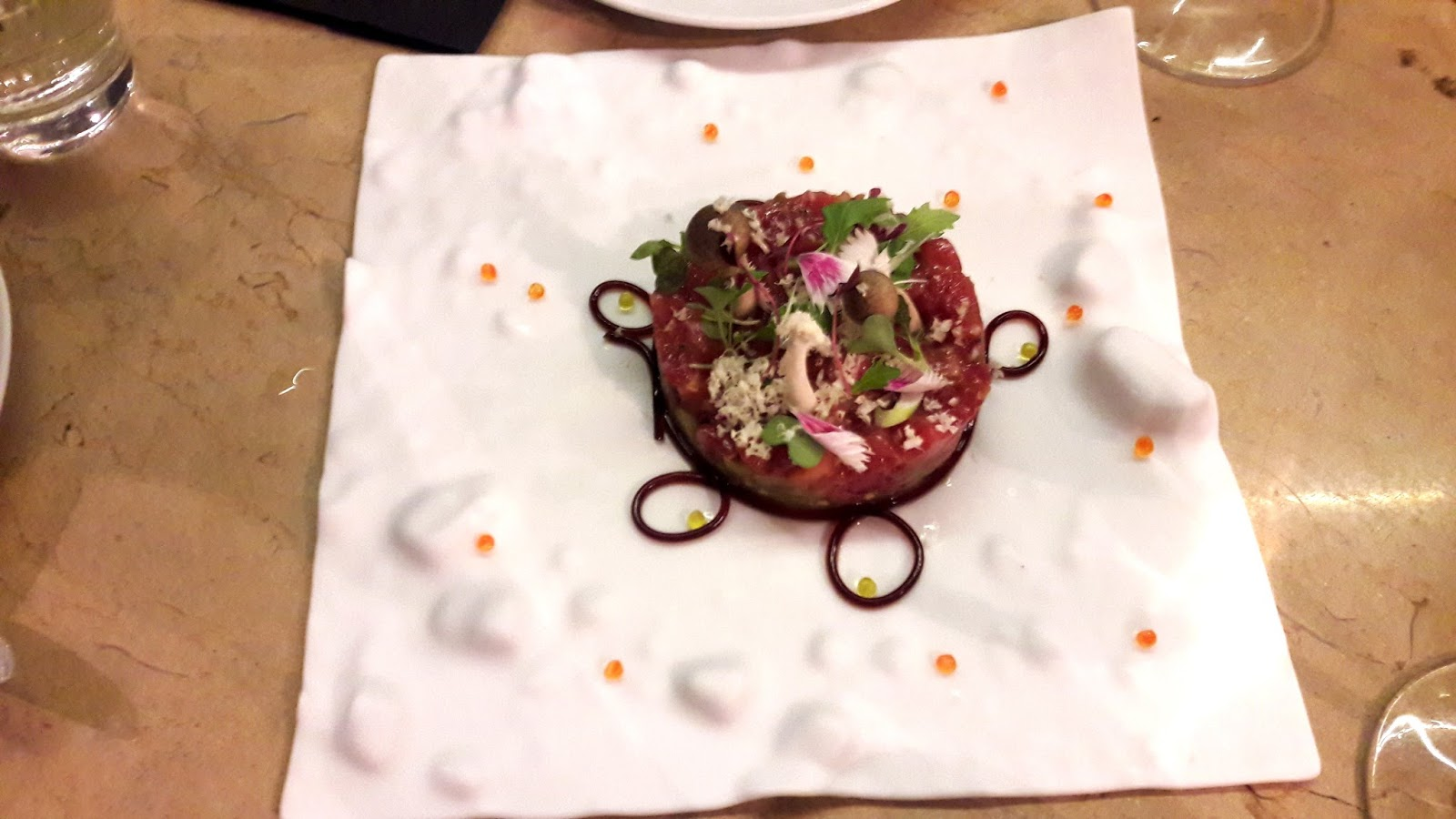 20160901 212344 - Mont Bar - 西班牙巴塞隆納的創意『分子料理』,藏在平凡的小酒吧裡!