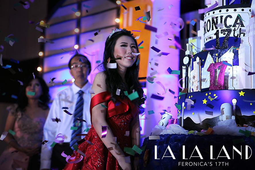 """""""La La Land' - Feronica's 17th by Jetset EO Surabaya"""