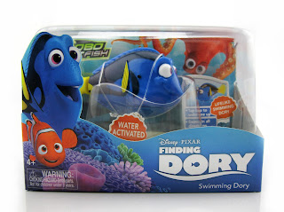 zuru finding dory robo fish dory toy