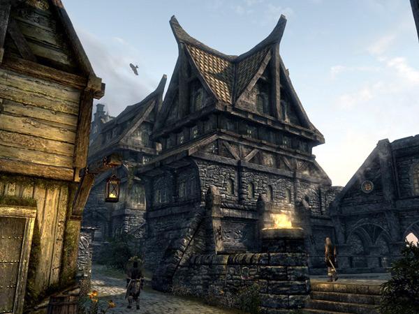 Skyrim World Skyrim Maisons