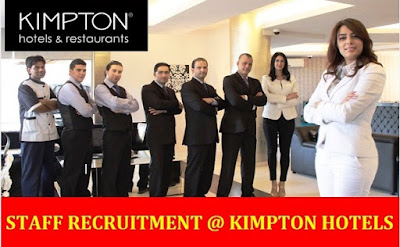 New Jobs Vacancies At Kimpton Hotels