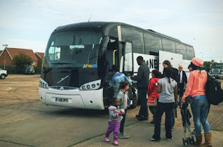 Tips Menghadapi Perjalanan Panjang dengan Bus