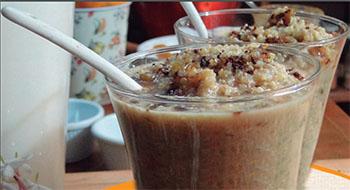 Manjar de quinua y lúcuma