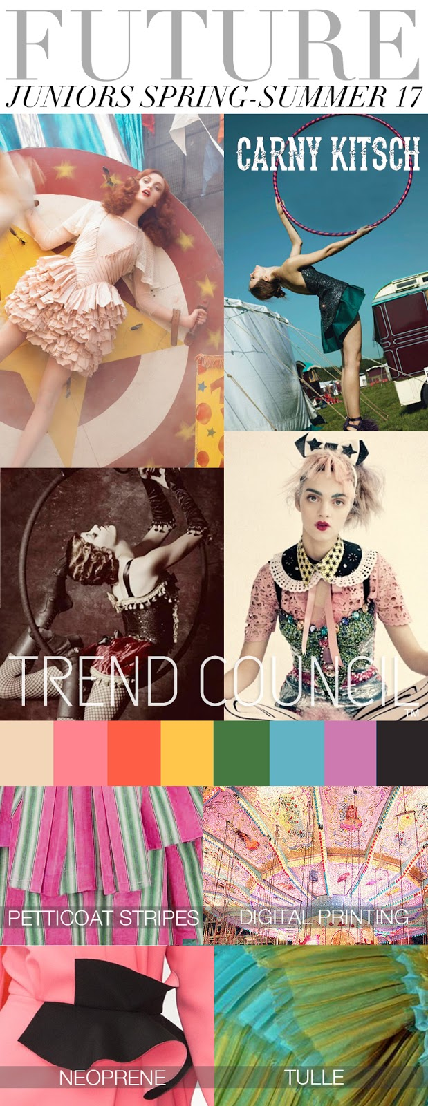 TRENDS // TREND COUNCIL - JUNIORS S/S 2017