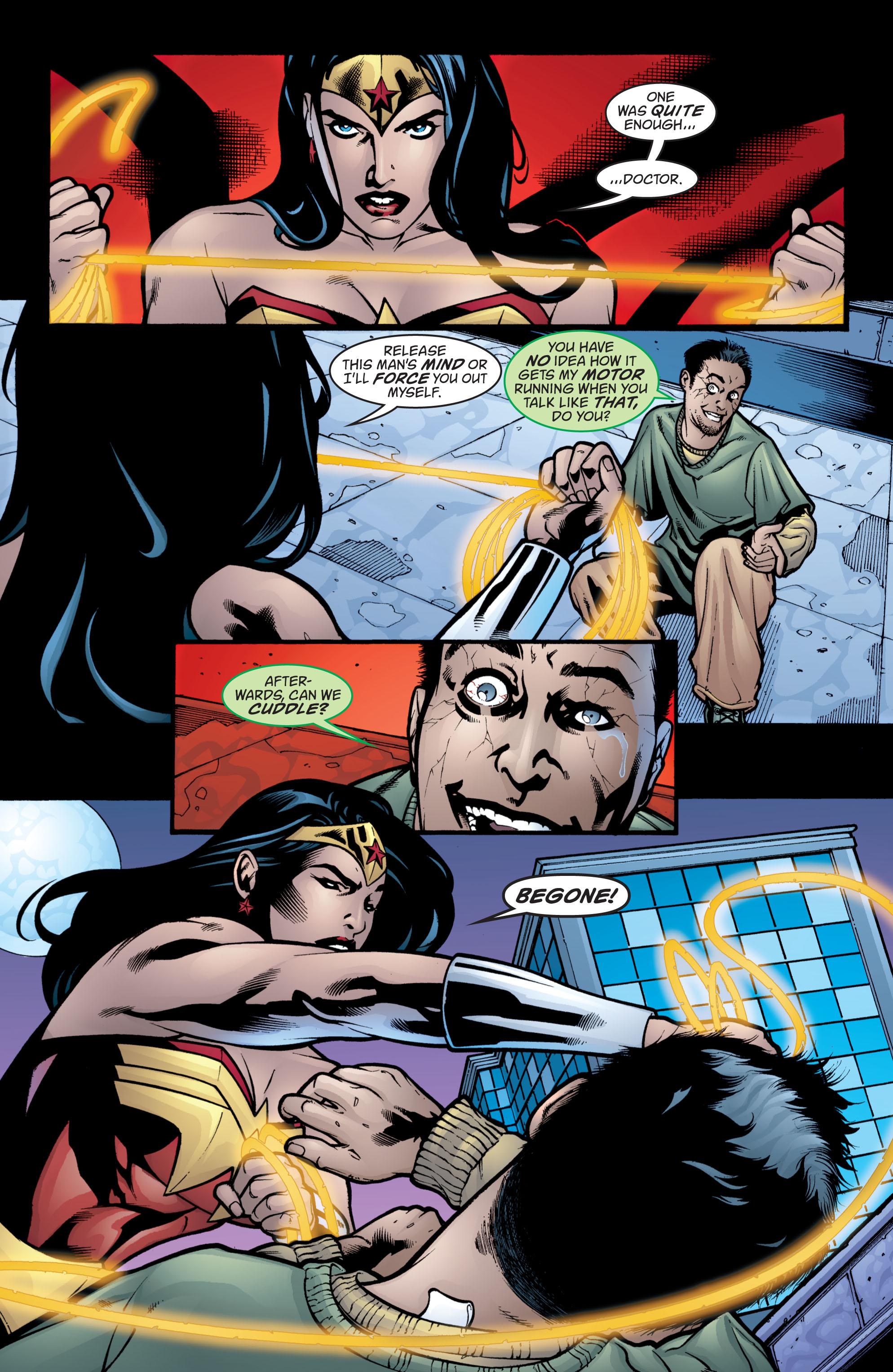 Read online Wonder Woman (1987) comic -  Issue #207 - 14