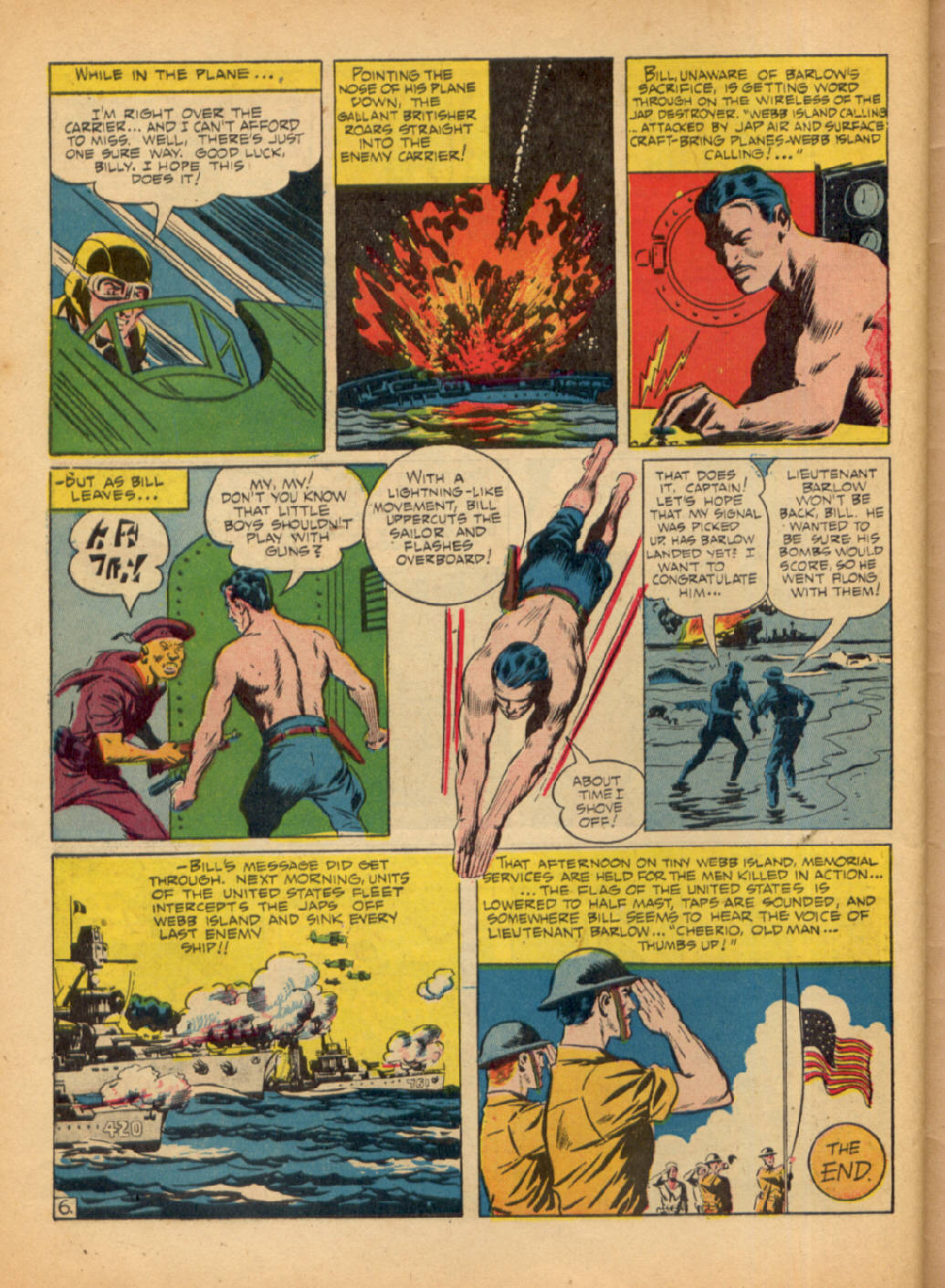 Read online Action Comics (1938) comic -  Issue #48 - 56