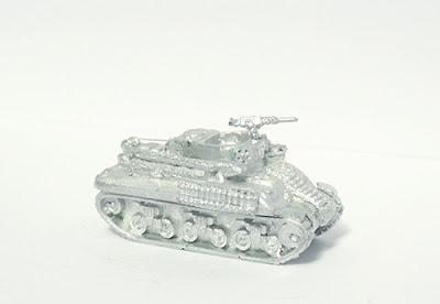 BRV63   M31 Sherman ARV