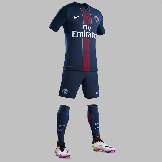 Primera Camiseta PSG 2016/17 baratas