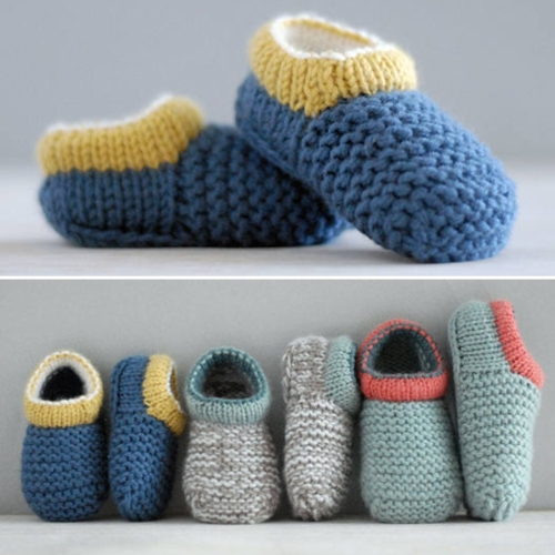 Amazing Baby Slipper - Crochet Pattern