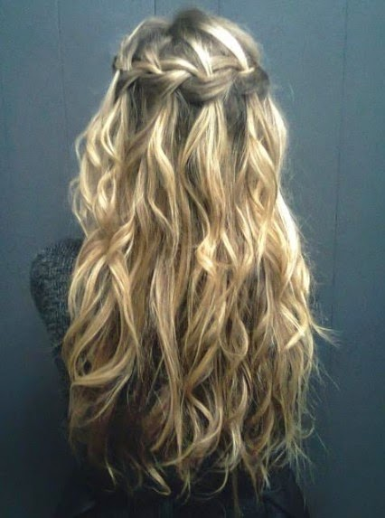Brilliant Homecoming Hairstyles Hairstyles For Women Hairstyles For Men Maxibearus