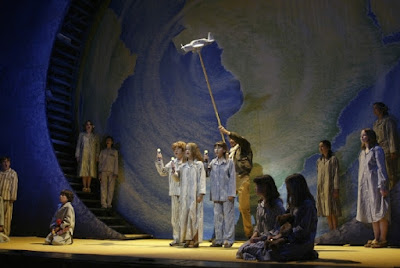 Rachel Portman's The Little Prince - Houston Grand Opera 2003 - photo Ken Howard