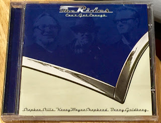 THE RIDES FIRST CD - CAN'T GET ENOUGH
