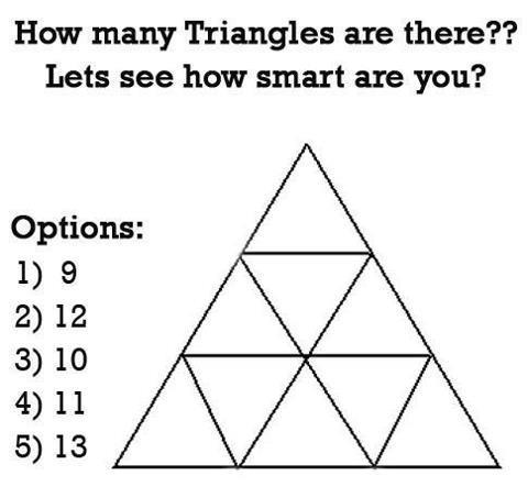 Hidden Nigeria: TRIANGLE BRAIN TEASER