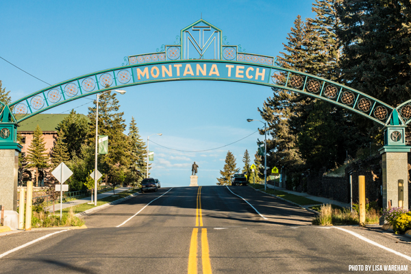 Montana Tech of the University of Montana