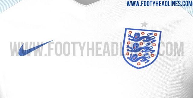 Nike pincha con la nueva de Inglaterra para la Euro