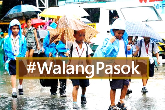 Class suspensions for Friday, August 12, 2016