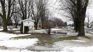 Municipalité de l'Ange-Gardien, l'hiver