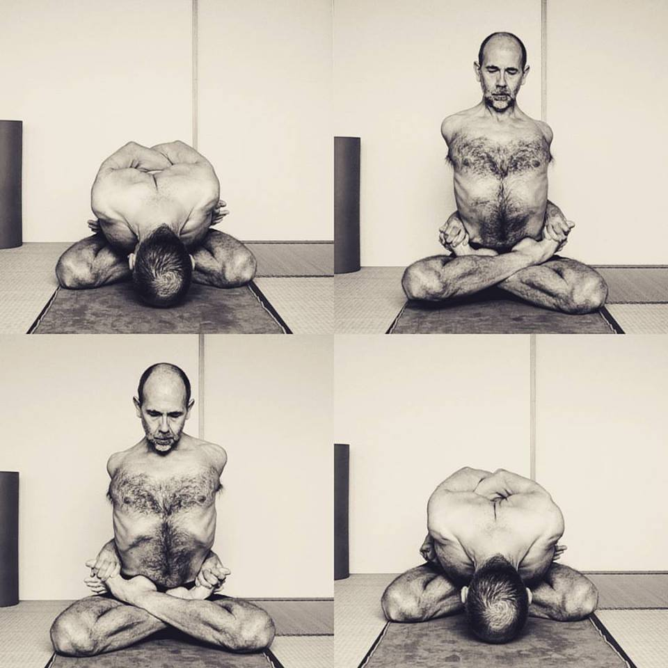 Ashtanga Vinyasa Krama Yoga At Home Padmasana Variations A