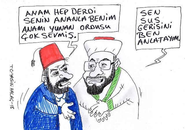 diyanet mısıroğlu ziyaret karikatür