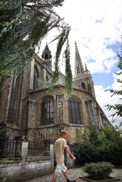 Iglesia de Santa Gertrudis (Lovaina, Flandes)
