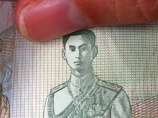 EL Rey, símbolo de unión en Tailandia