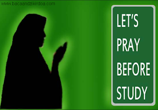 Bacaan Doa Sebelum dan Sesudah Belajar Arab Latin dan Terjemahannya