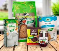 Logo Santiveri: vinci gratis pacchi regalo con prodotti per la colazione