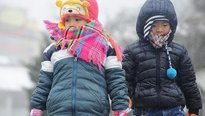 Nguyên nhân trẻ bị dị ứng thời tiết