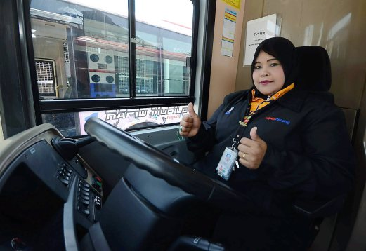 [Video] Daripada Tukang Jahit Kini Bergelar Kapten Bas #RapidPenang