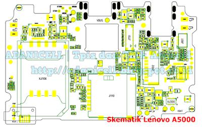 Skematik Lenovo A5000