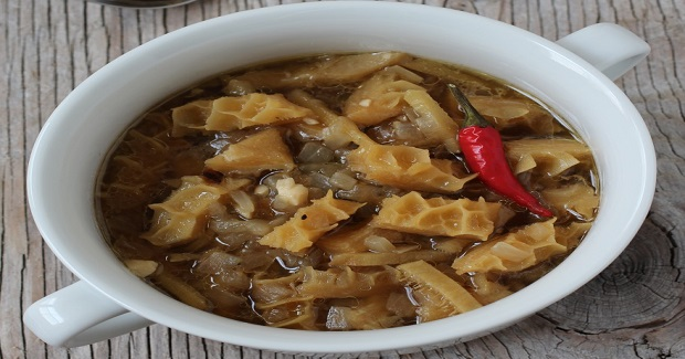 Papaitan: Beef, Tripe, And Bile Soup Recipe