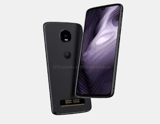 Moto Z4 Play First Look