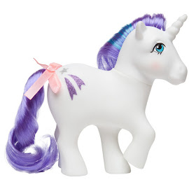 MLP Glory 35th Anniversary Unicorn and Pegasus Ponies G1 Retro Pony