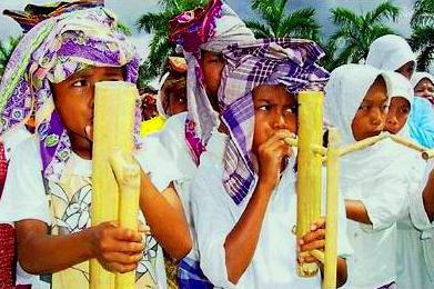 Suku Duri dan Pegunungan di Sulawesi Selatan
