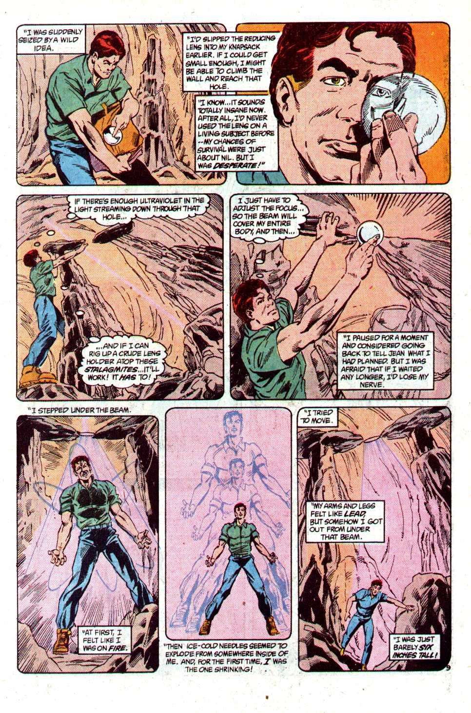 Read online Secret Origins (1986) comic -  Issue #29 - 11