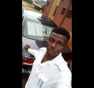 Did The Founder Of Vmail Nweze Emeka Bought A  Honda Accord E.O.D? See Photo