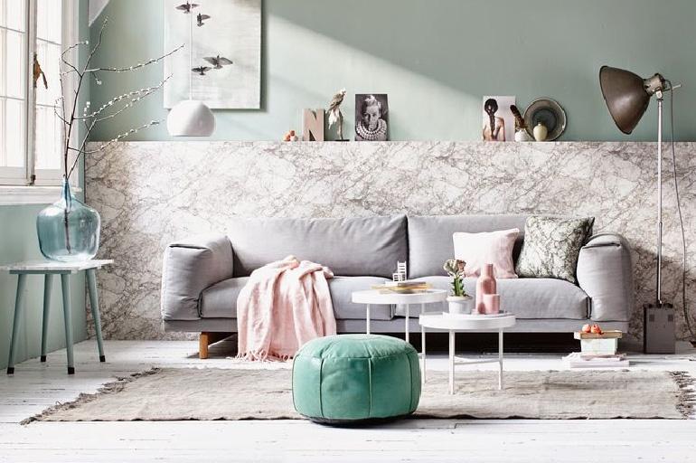 une d co pastel x industrielle louise grenadine blog lifestyle lyon. Black Bedroom Furniture Sets. Home Design Ideas