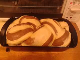 resep membuat roti tawar kepang sederhana