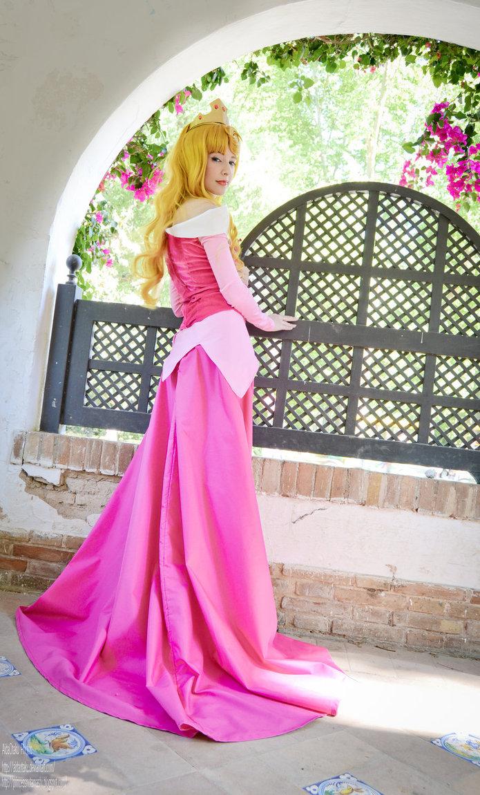 Vestido de color rosa - 1 part 6
