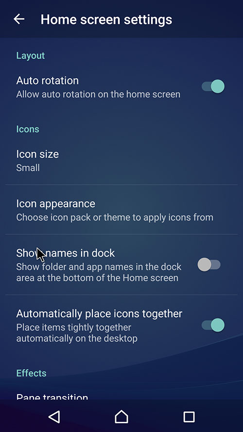 Xperia Home 10.0.A.0.53beta