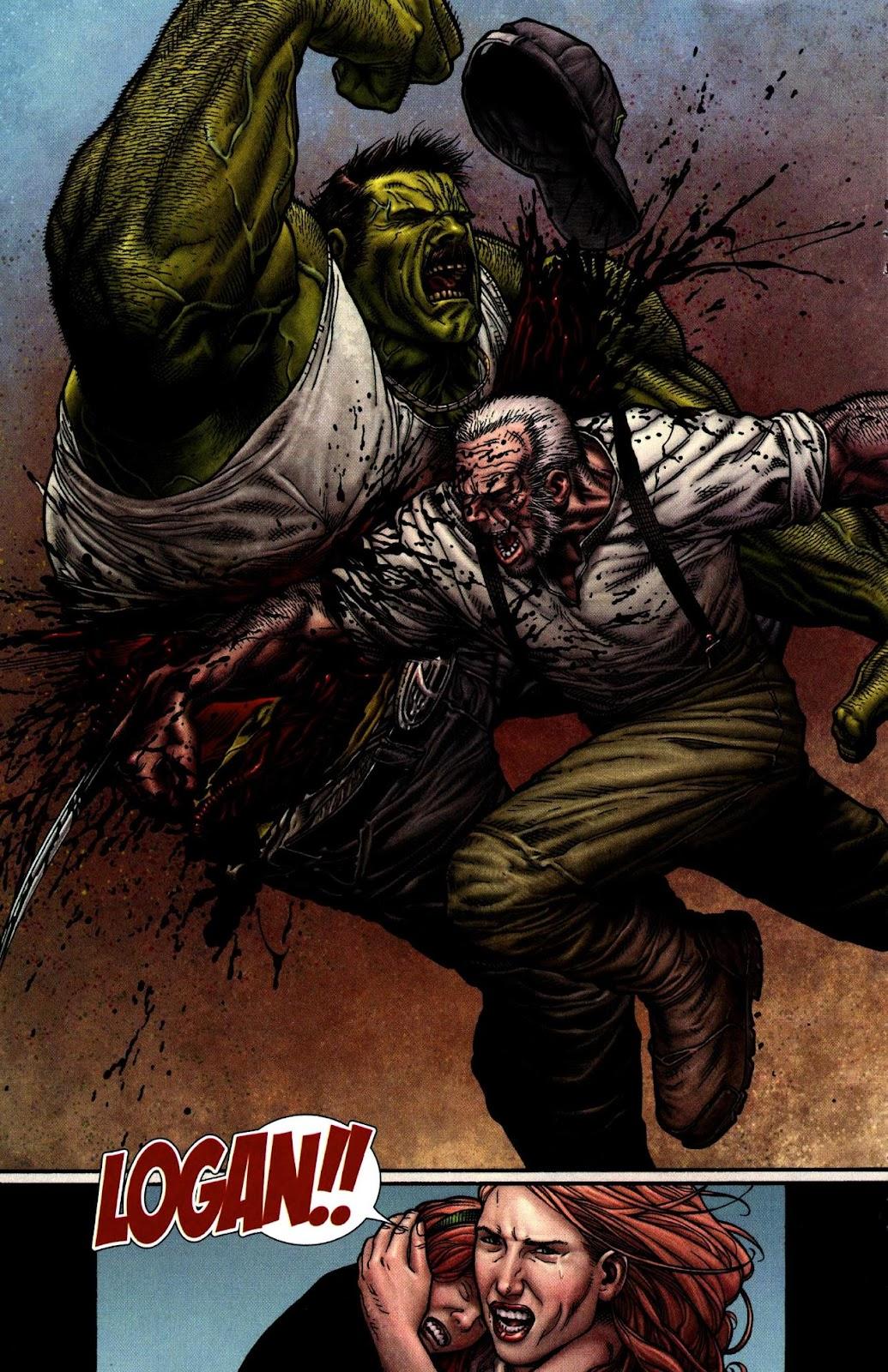 Read online Wolverine (2003) comic -  Issue #66 - 14