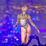 La Picante Actuación De Miley Cyrus En Su último Concierto. Foto 6