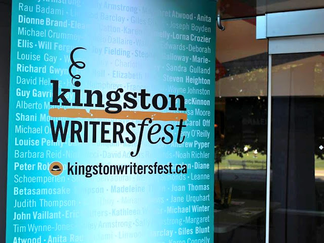Kingston WritersFest Announces 2016 Authors